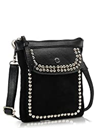 Phive Rivers Womens Ira Sling Bag (Black)