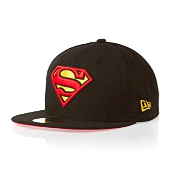 New Era Basic Badge casquette 7 superman