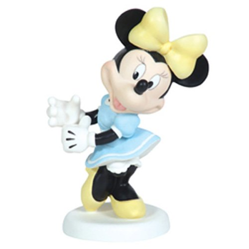 Precious Moments The Magic of Disney Collectible Figurine, Just for You Minne