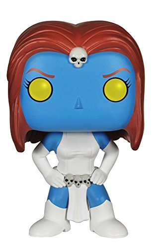 Funko POP Marvel: Classic X-Men - Mystique Action Figure - 1