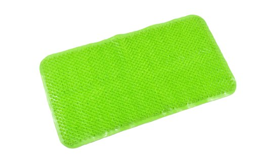 ABELE (R) Soft Grass Non Slip Kids Safety Shower Tub Bath Mat, Mildew Mold Resistant, Vinyl - 1
