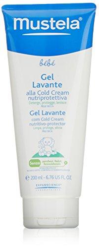Mustela Baby Latte Corpo Alla Cold Cream Protettiva 200ml