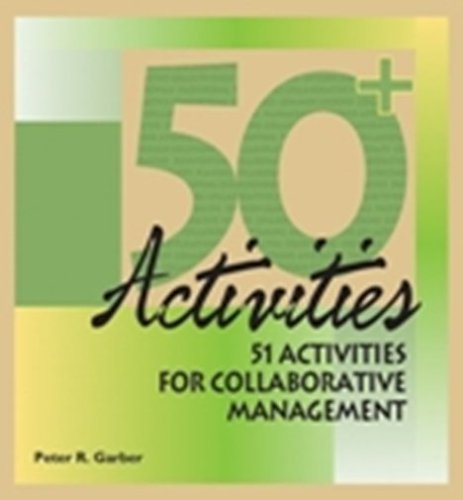 50 Activities for Collaborative Management