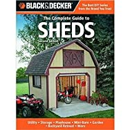H D A, Inc. BD01873 Shed Guide DIY Reference Book