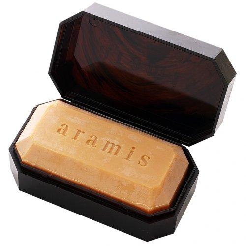 Aramis - Classic, Saponetta in elegante scatoletta porta-sapone, per Uomo, 120 ml