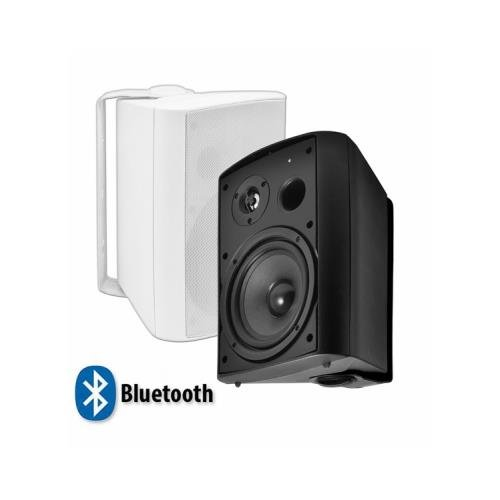 Osd Btp650Wt Outdoor Patio Speaker Pair Wireless Bluetooth (Osd Audio Btp650Wt)