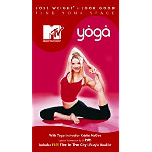 MTV Yoga [DVD] [2002]