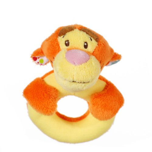 buy disney winnie the pooh garden range ring rattle tigger vedohuti. Black Bedroom Furniture Sets. Home Design Ideas