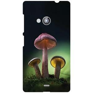 Nokia Lumia 535 Back Cover - Adorable Designer Cases