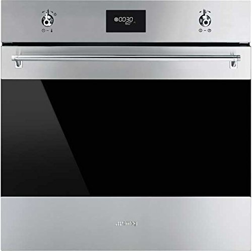Smeg Classic SFP6378X Built In Electric Single Oven - Stainless Steel. It Will Perfeclty Look Great Built Into Your Kitchen
