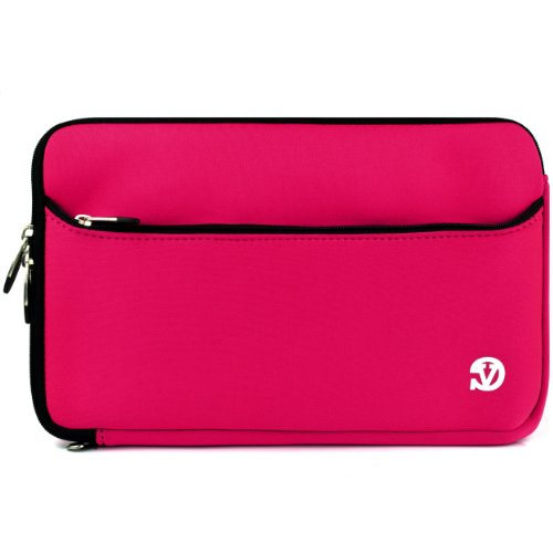 Durable Neoprene Sleeve  Exterior Accessory Pocket,