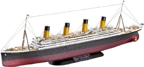 Revell of Germany R.M.S. Olympic (1911) Plastic Model Kit (Britannic Model compare prices)