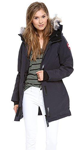 Canada Goose Women's Victoria Parka,  Navy,  Small (Canada Goose Navy Women compare prices)