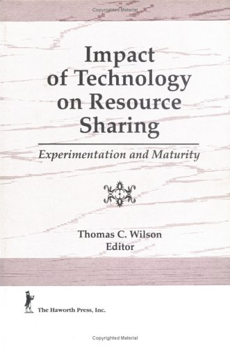 Impact Of Technology On Resource Sharing: Experimentation And Maturity
