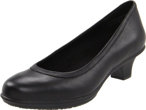 Crocs  Crocs Grace Heel,  Scarpe antinfortunistiche donna, Nero (Schwarz (black)), 38 EU / 5 UK