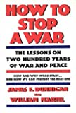 How to Stop A War (0385240090) by James F. Dunnigan