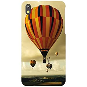 HTC Desire 816G Back Cover - Heaven Designer Cases