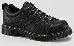 Dr. Martens Finnigan Shoe,Black Greasy,12 UK/13 M US