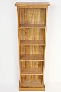 Buying Guide of  double oak dvd storage tower holds 95 dvd's