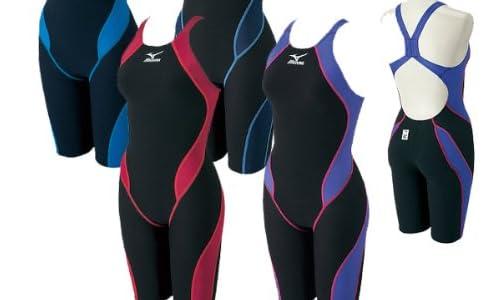 ミズノ【Mizuno】競泳用水着 ハーフスーツ MX-01 85OC-008 女子競泳水着 FINA承認モデルレディース