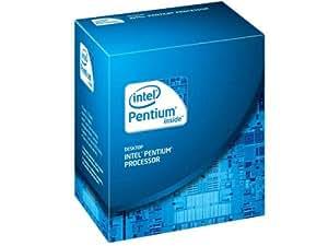 Intel BX80637G2020 Pentium G2020 - Processeur Dual Core (2.9 GHz, DDR3, 1333 MHz, 650MHz/1050MHz)