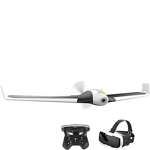 Parrot-Disco-with-Skycontroller-and-FPV-Goggle-Fixed-Wing-Drone