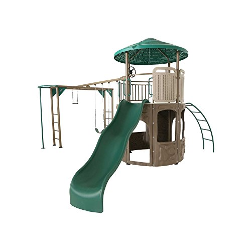 Lifetime-Products-Adventure-90630-Tower-Deluxe-Playset