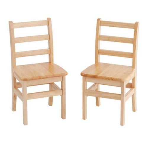 Phenomenal Ecr4Kids 14 Inch 3 Rung Hardwood Armless Classroom Unemploymentrelief Wooden Chair Designs For Living Room Unemploymentrelieforg