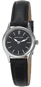 Pierre Cardin Damen-Armbanduhr XS  Analog Quarz Leder PC104812F02