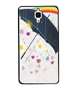 PrintVisa Back Cover for Xiaomi Redmi Mi4 (Multi-coloured)