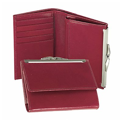 Renna USA Top Framed French Purse - Buy Renna USA Top Framed French Purse - Purchase Renna USA Top Framed French Purse (Renna USA, Apparel, Departments, Accessories, Wallets, Money & Key Organizers, Billfolds & Wallets, Leather)