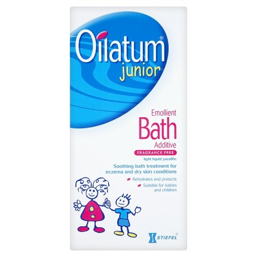 Oilatum Junior Bath Formula 300ml images