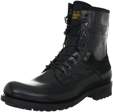 g star patton iii marker boots mens shoes bags. Black Bedroom Furniture Sets. Home Design Ideas