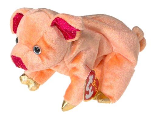 Ty Beanie Babies - Zodiac Pig - 1