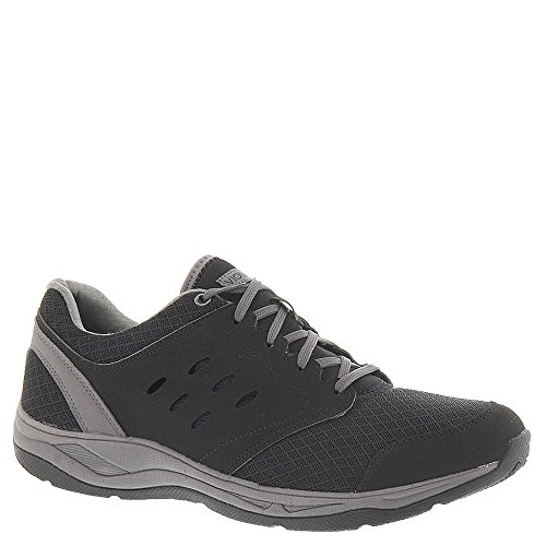 Vionic with Orthaheel Technology Men's Contest Active Lace Up,Black,US 10 M (Vionic Shoes Men compare prices)
