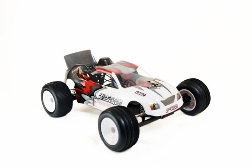 Racers Edge 2040R Traverse 1:10 2WD Stadium Truck with 2.4GHz Radio and Brushless Power, Red