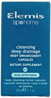 Elemis Cleansing Deep Drainage Body Enhancement Capsules 60 Count