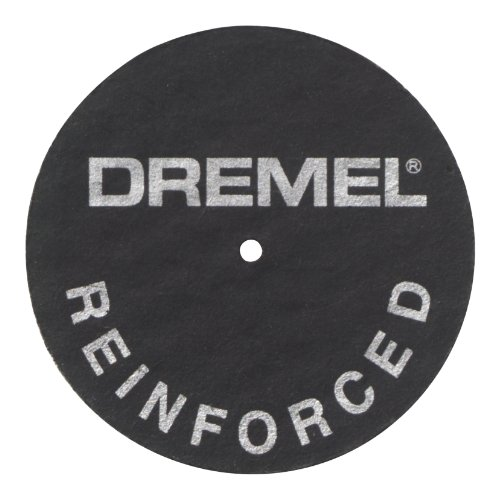 "Dremel 426 Fiberglass Reinforced Cut-Off Wheels 1- 1/4"" Dia., .045"" Thick"
