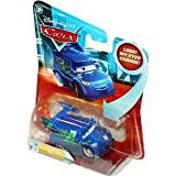 Disney Pixar P7058 Cars Lenticular Eyes #52 DJ 1:55 Diecast Vehicle Car