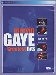 Greatest Hits Live: 1976 - Gaye, Marvin