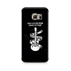 Ebby Rock And Roll Premium Printed Case For Samsung Note 7