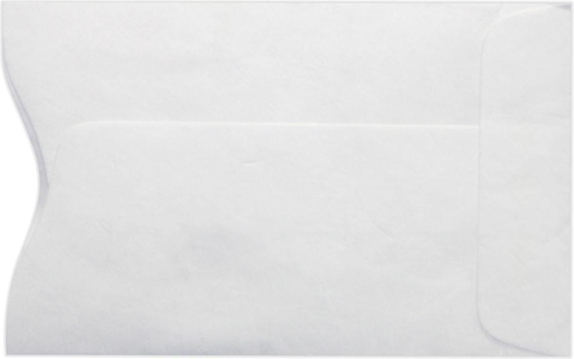 Amazon.com : Credit Card Sleeve (2 1/4 x 3 1/2) - 14lb. Tyvek (50 ...