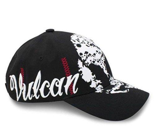 Kawasaki Vulcan Crack Skull Hat