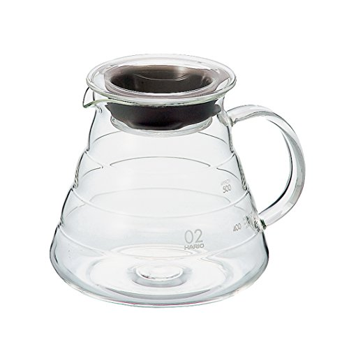Hario XGS-60TB V60 Range Server 600Ml, Clear (Hario Coffee Dripper compare prices)
