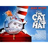 Cat in the Hat Poster