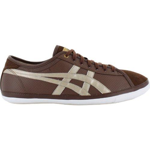 Asics Biku Sneaker Brown / Sand, Brown, 42