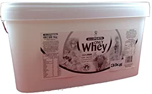 Only Whey - 3Kg