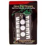 Golfoy Golf Tee Holder Key Chain