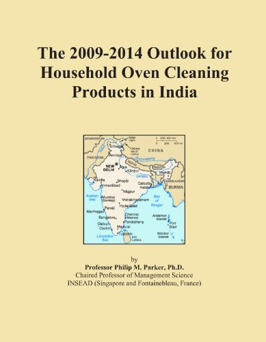 The 2009-2014 Outlook For Household Oven Cleaning Products In India front-535431