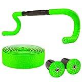 スパカズ クッシュバーテープ(1カラー) ネオングリーン
